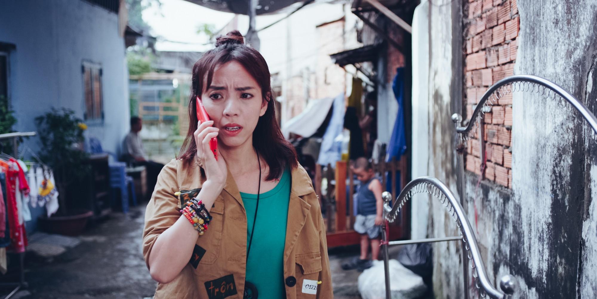 Đại Nghĩa hóa nữ vương phòng trà, ra lệnh cho Dustin Nguyễn dâng hiến... đời trai - Ảnh 2.