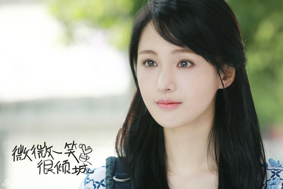 Không lòe loẹt son phấn nữa, các nữ thần học đường trong phim Trung chỉ trung thành với kiểu makeup này thôi - Ảnh 2.
