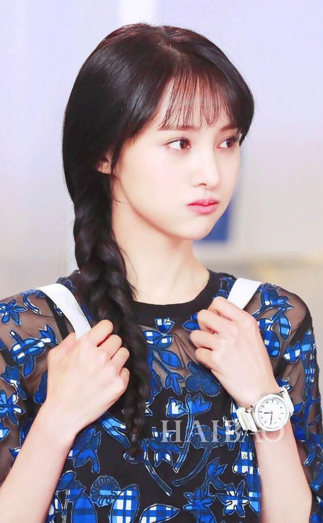 Không lòe loẹt son phấn nữa, các nữ thần học đường trong phim Trung chỉ trung thành với kiểu makeup này thôi - Ảnh 8.