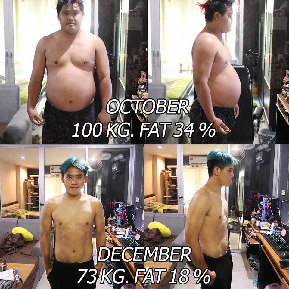 Giảm béo thành công, thánh cosplay Thái Lan lột xác với cơ bụng căng nét, đẹp trai bất ngờ - Ảnh 10.