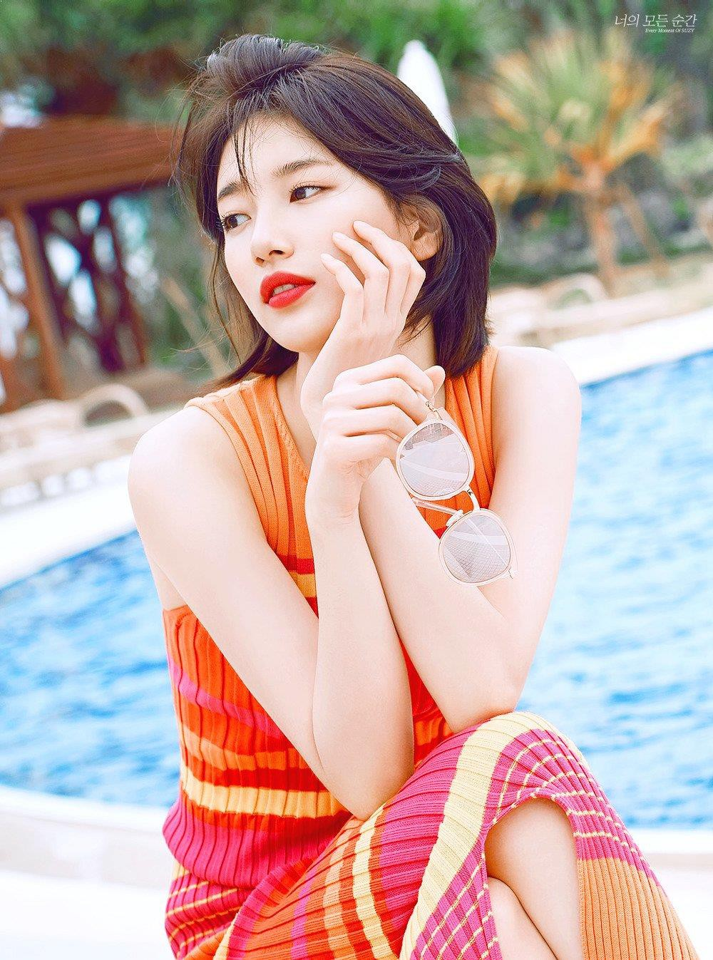 Suzy vượt cả chị đại Kim Hye Soo, cùng gương mặt lạ dẫn đầu Top sao Hàn tuổi Tuất được mong đợi nhất năm 2018 - Ảnh 1.