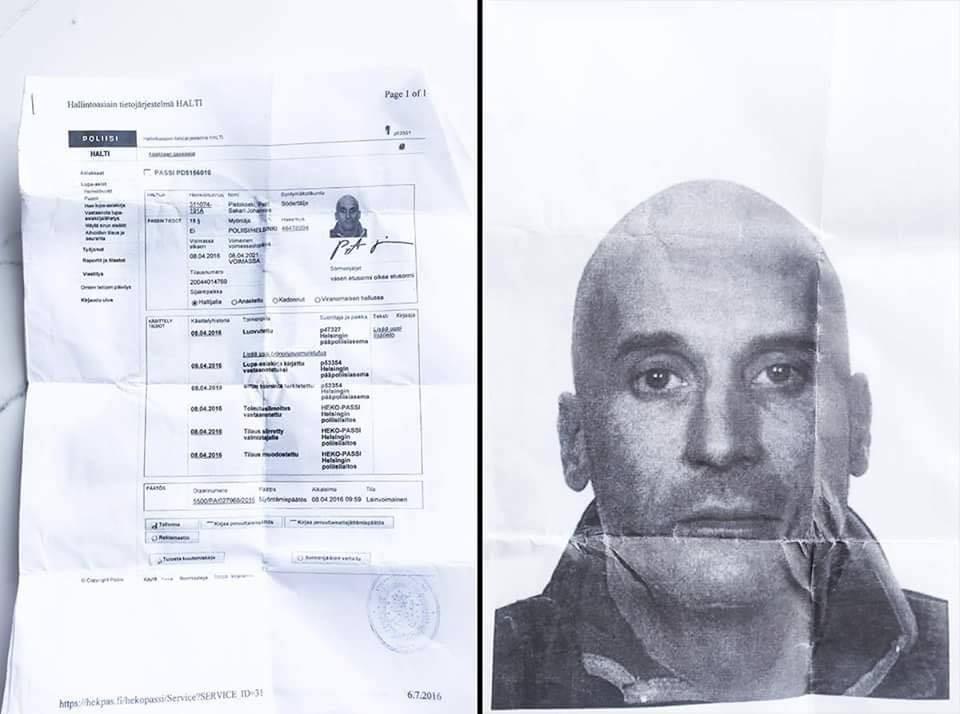 Ông Tây cầm bảng xin tiền suốt một năm ở Sài Gòn bị nhiều người nghi lừa đảo, Lãnh sự quán Phần Lan lên tiếng - Ảnh 5.