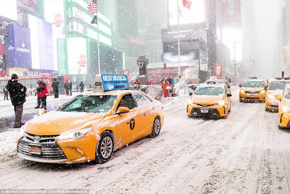Cả thế giới đang hứng chịu cái lạnh tồi tệ, dự đoán mùa đông lạnh nhất 100 năm qua trở thành hiện thực tại nhiều nơi - Ảnh 1.