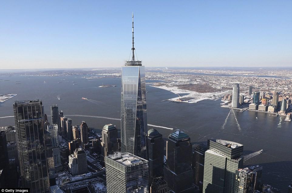 Sau trận bão tuyết kinh hoàng, thành phố New York hoang tàn, ảm đạm như trong phim Ngày Tận Thế - Ảnh 12.