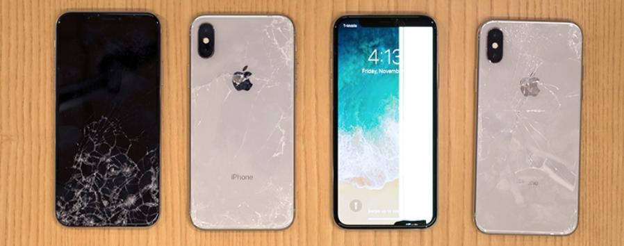 '. iPhone X có một điểm yếu chí mạng, vỡ màn hình cũng không đáng sợ bằng .'