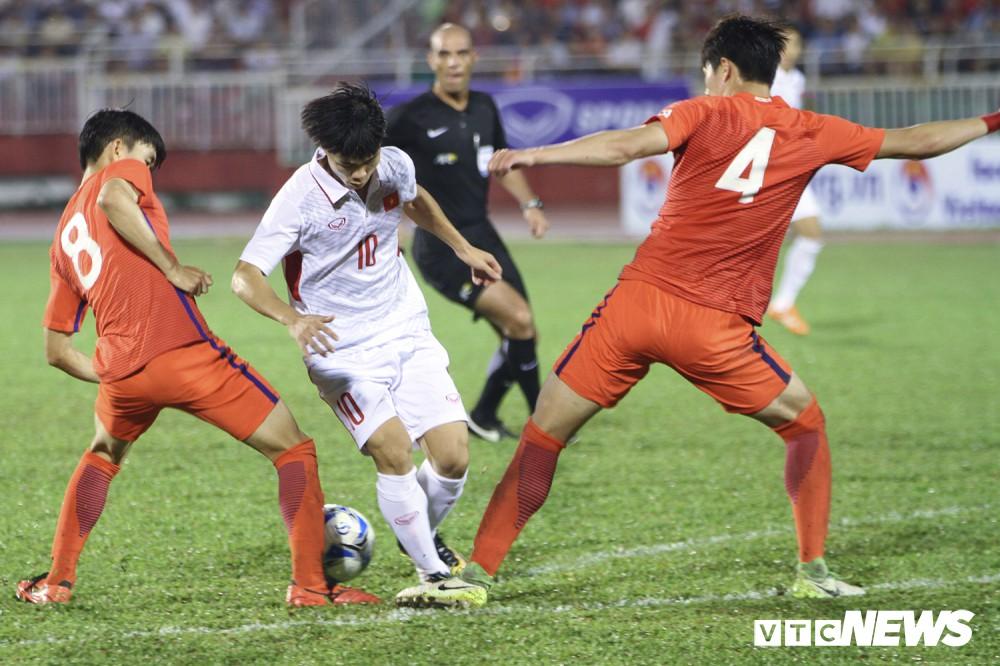 Cầu thủ U23 Hàn Quốc nhắn U23 Việt Nam đừng mơ hão - Ảnh 1.