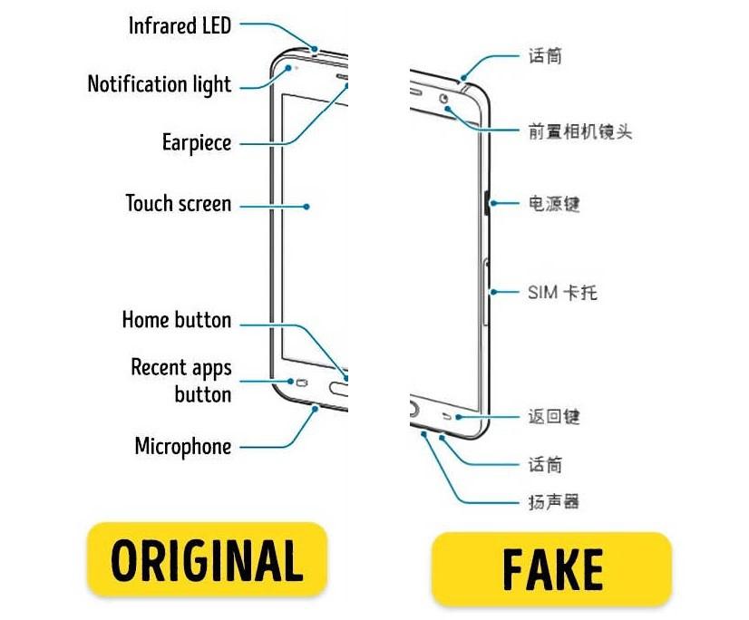 Kiểm tra 5 dấu hiệu này để biết mình có mua phải điện thoại fake hay không - Ảnh 3.