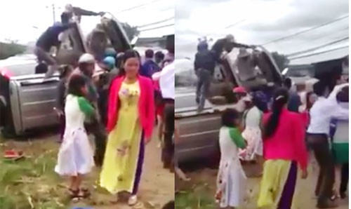 Thực hư thông tin xe rước dâu gặp tai nạn làm nhiều người thương vong - Ảnh 1.
