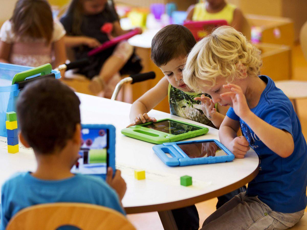 Bên trong Trường học Steve Jobs: iPad thay sách giáo khoa, học sinh ăn rất nhiều táo - Ảnh 5.