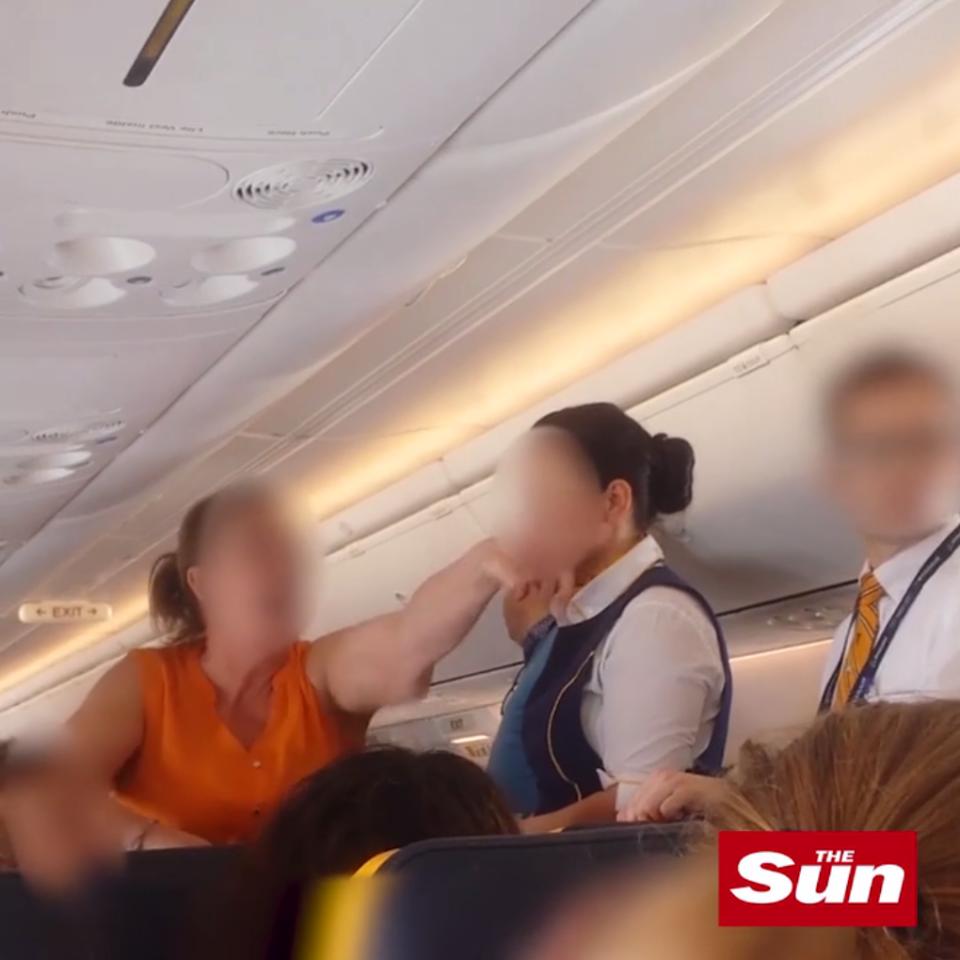 Say xỉn, cặp vợ chồng đại náo trên máy bay khiến chuyến bay quốc tế phải hạ cánh khẩn cấp - Ảnh 1.