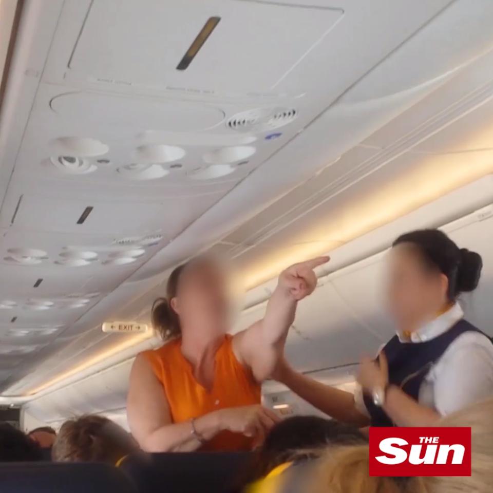 Say xỉn, cặp vợ chồng đại náo trên máy bay khiến chuyến bay quốc tế phải hạ cánh khẩn cấp - Ảnh 3.