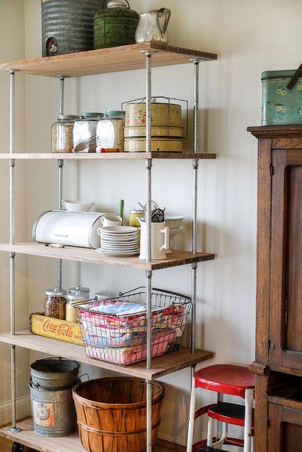 Gợi ý 12 mẹo nhỏ giúp cho căn bếp nhà bạn trở nên gọn gàng hơn - Ảnh 4.