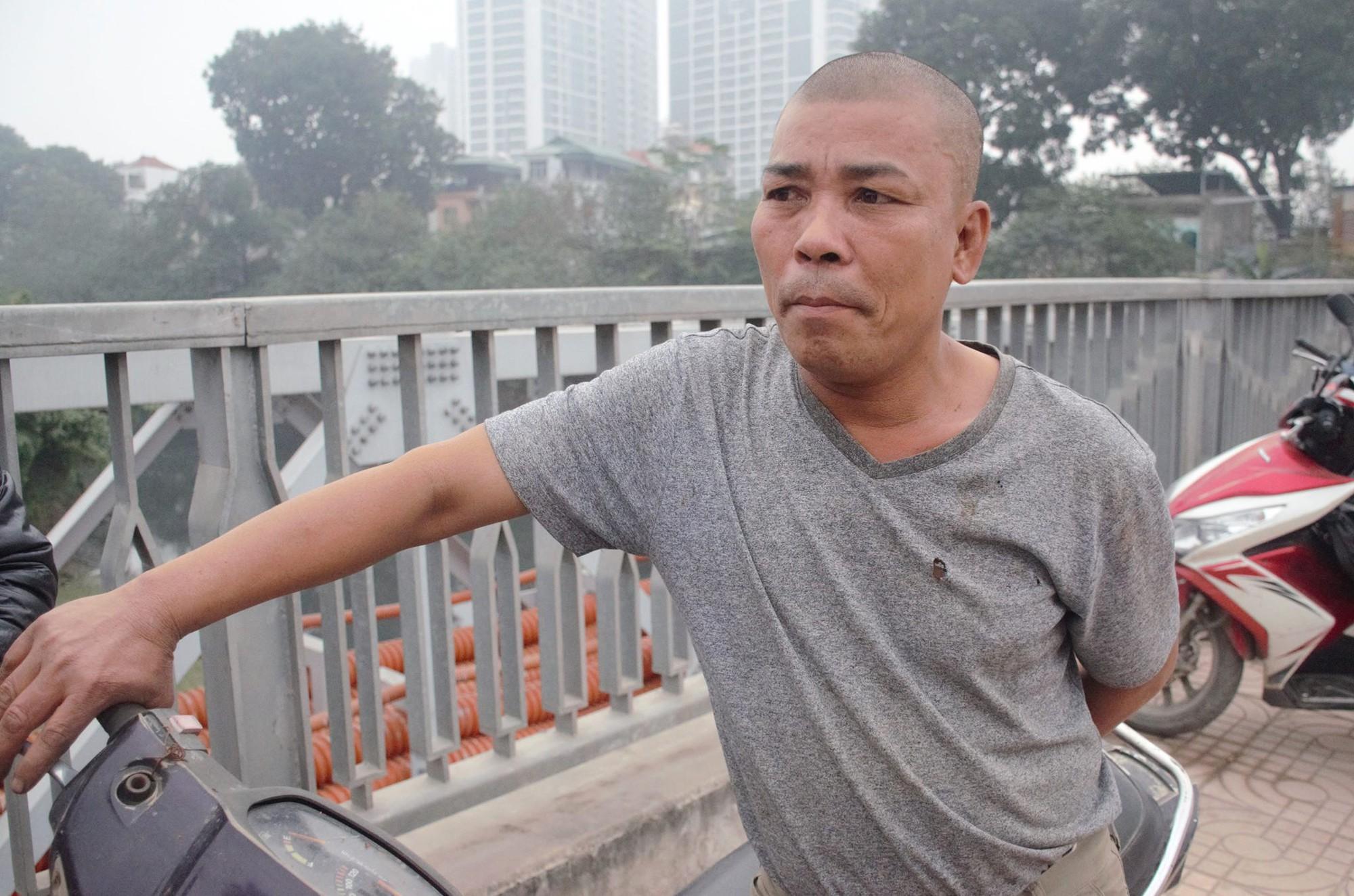Vụ sập giàn giáo làm 6 công nhân thương vong ở Hà Nội
