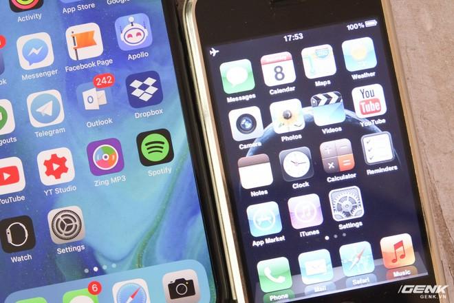 iPhone X và iPhone 2G: 10 năm, có nhiều thứ đổi thay, nhưng cũng có nhiều thứ không bao giờ thay đổi - Ảnh 1.