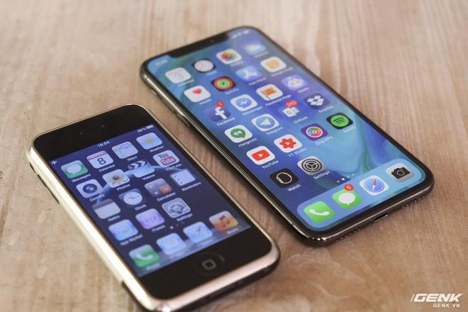 iPhone X và iPhone 2G: 10 năm, có nhiều thứ đổi thay, nhưng cũng có nhiều thứ không bao giờ thay đổi - Ảnh 2.