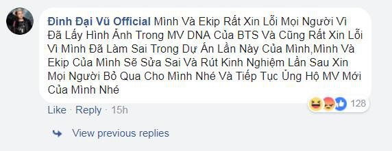 Thừa nhận ăn cắp chất xám, nam ca sĩ Việt vô danh còn gây phẫn nộ khi gọi BTS là cái bọn Hàn Quốc - Ảnh 2.