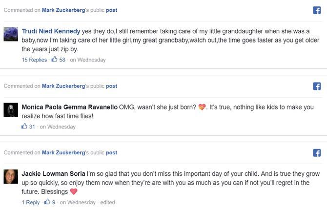 Nhìn con gái ông chủ Facebook ngày đầu đi mẫu giáo đầy đáng yêu khiến ai cũng rung động - Ảnh 2.