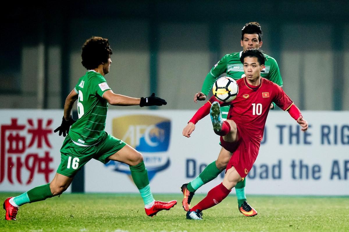 Dù còn gần ngày mới tới bán kết, người hâm mộ khắp châu Á đã gửi lời động viên tới đội tuyển U23 Việt Nam - Ảnh 2.