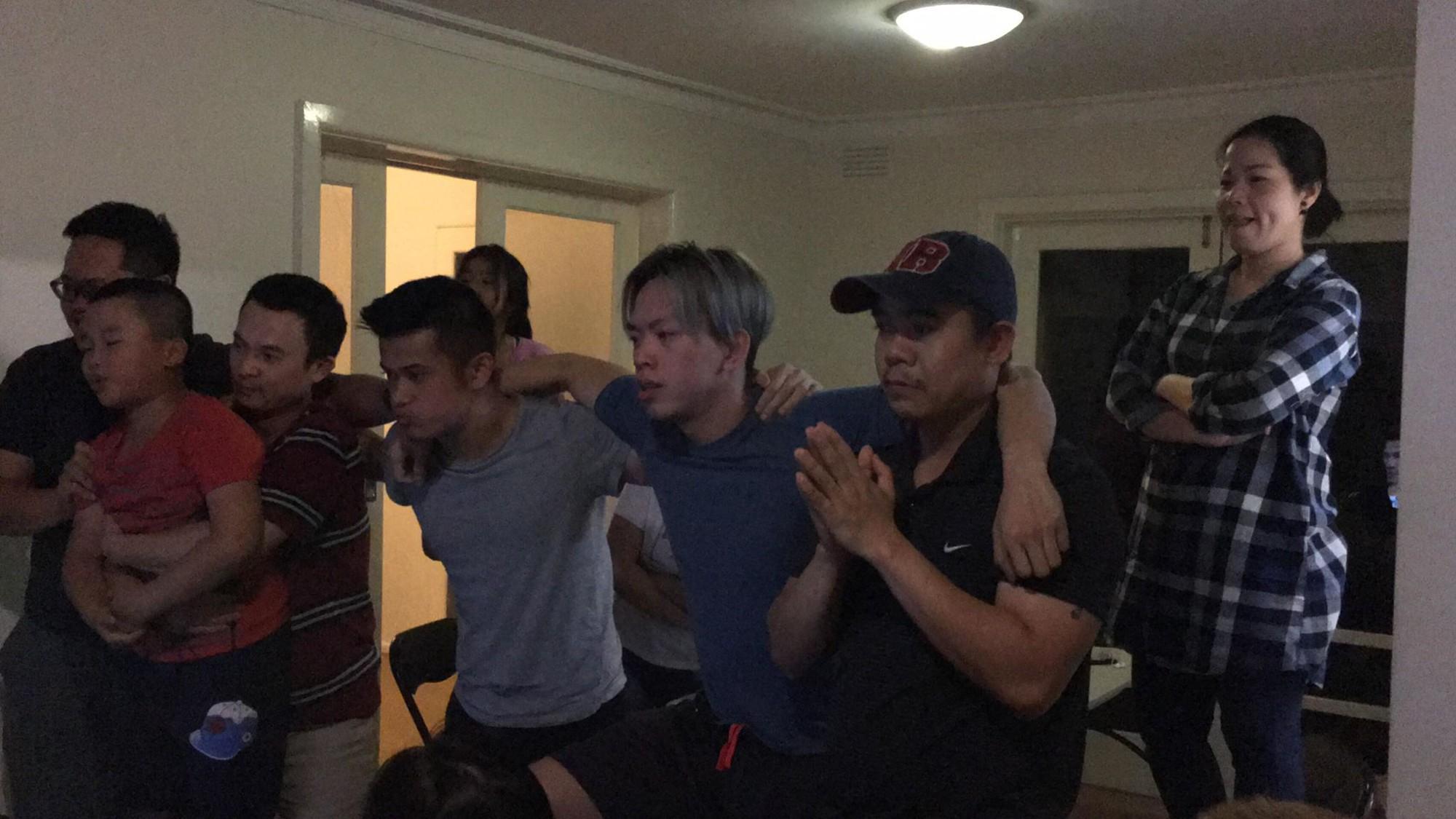 Tâm sự của du học sinh Úc xem bán kết U23 Việt Nam: Mừng muốn khóc mà không ra ngoài đường được, đành gọi về nhà chúc mừng bố mẹ - Ảnh 2.