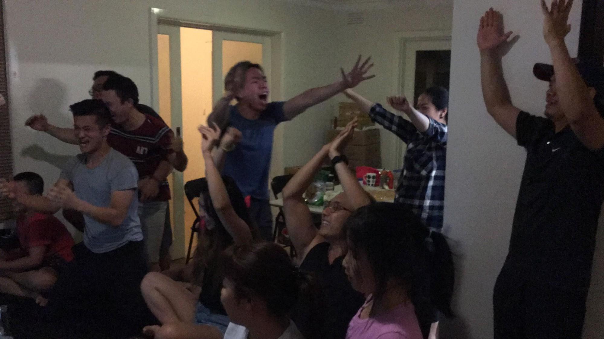 Tâm sự của du học sinh Úc xem bán kết U23 Việt Nam: Mừng muốn khóc mà không ra ngoài đường được, đành gọi về nhà chúc mừng bố mẹ - Ảnh 3.