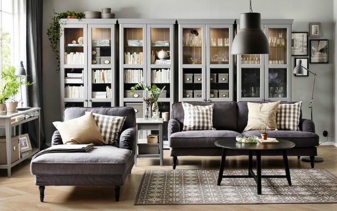 Đây là những phòng khách đẹp như trong mơ mà bạn có thể thiết kế khi có chi phí eo hẹp - Ảnh 2.