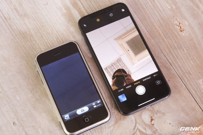 iPhone X và iPhone 2G: 10 năm, có nhiều thứ đổi thay, nhưng cũng có nhiều thứ không bao giờ thay đổi - Ảnh 12.