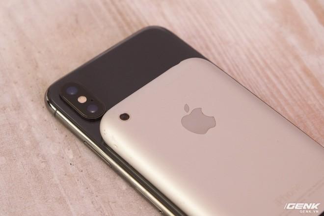 iPhone X và iPhone 2G: 10 năm, có nhiều thứ đổi thay, nhưng cũng có nhiều thứ không bao giờ thay đổi - Ảnh 13.