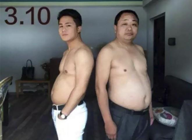 Từ bụng bia hóa cơ bắp, hành trình giảm cân 6 tháng của gia đình này khiến ai nấy đều ngưỡng mộ - Ảnh 14.