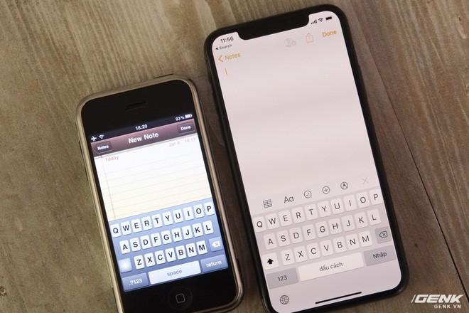 iPhone X và iPhone 2G: 10 năm, có nhiều thứ đổi thay, nhưng cũng có nhiều thứ không bao giờ thay đổi - Ảnh 14.