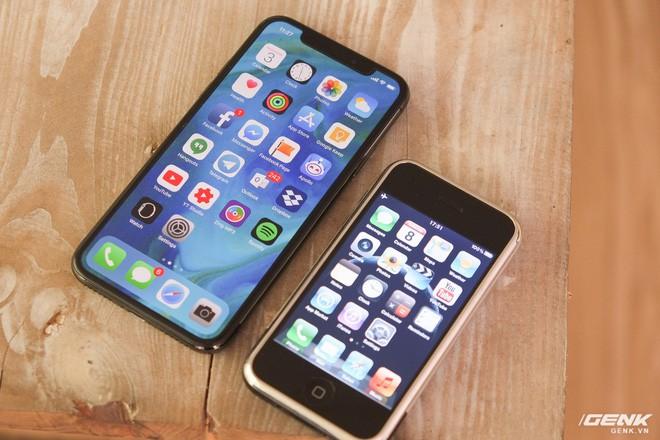 iPhone X và iPhone 2G: 10 năm, có nhiều thứ đổi thay, nhưng cũng có nhiều thứ không bao giờ thay đổi - Ảnh 15.