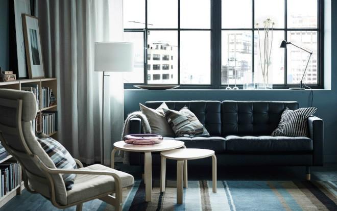 Đây là những phòng khách đẹp như trong mơ mà bạn có thể thiết kế khi có chi phí eo hẹp - Ảnh 15.