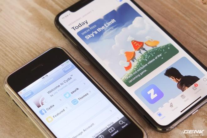 iPhone X và iPhone 2G: 10 năm, có nhiều thứ đổi thay, nhưng cũng có nhiều thứ không bao giờ thay đổi - Ảnh 16.