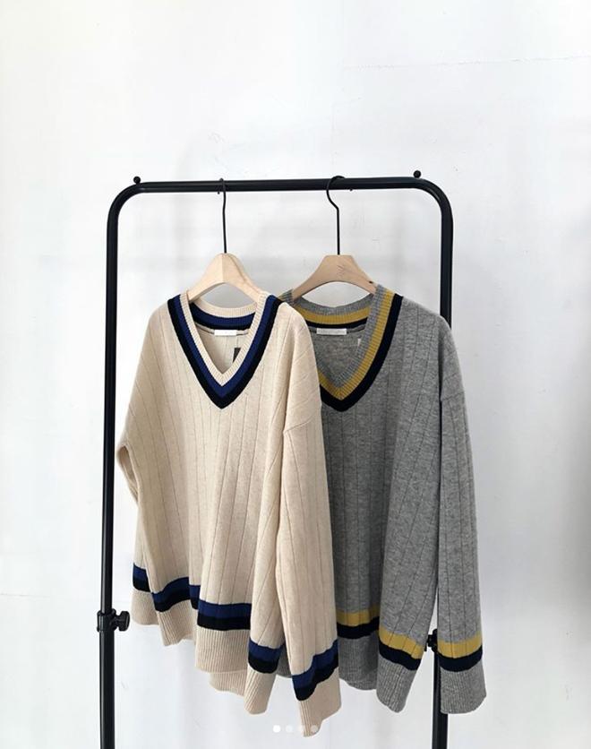 Áo len mặc qua mấy mùa vẫn không bai dão nếu bạn dắt túi những mẹo sau - Ảnh 3.