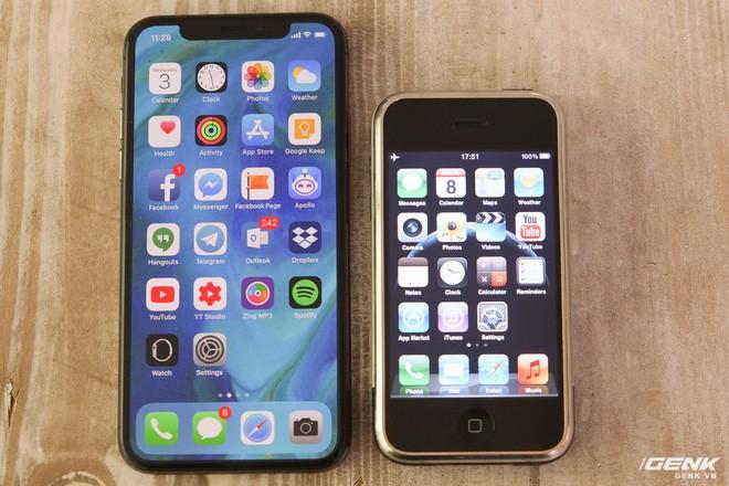 iPhone X và iPhone 2G: 10 năm, có nhiều thứ đổi thay, nhưng cũng có nhiều thứ không bao giờ thay đổi - Ảnh 3.