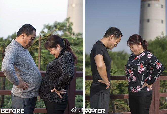 Từ bụng bia hóa cơ bắp, hành trình giảm cân 6 tháng của gia đình này khiến ai nấy đều ngưỡng mộ - Ảnh 4.