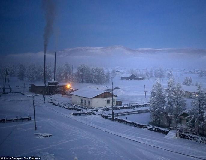 Ngôi làng Cực lạnh từng chịu đựng nhiệt độ -71,2 độ C - Ảnh 4.