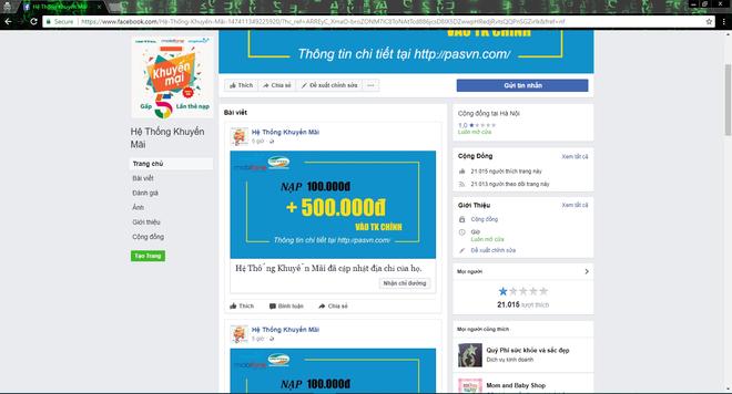 Cảnh báo website giả mạo nạp thẻ cào nhân mười lần giá trị tại Việt Nam - Ảnh 4.