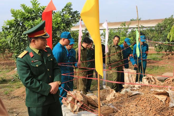 Vụ phát hiện đạn trong nhà dân ở Hưng Yên: Mới được thu gom 2 tháng gần đây - Ảnh 4.