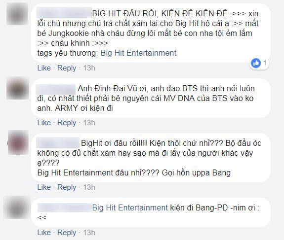 Thừa nhận ăn cắp chất xám, nam ca sĩ Việt vô danh còn gây phẫn nộ khi gọi BTS là cái bọn Hàn Quốc - Ảnh 4.