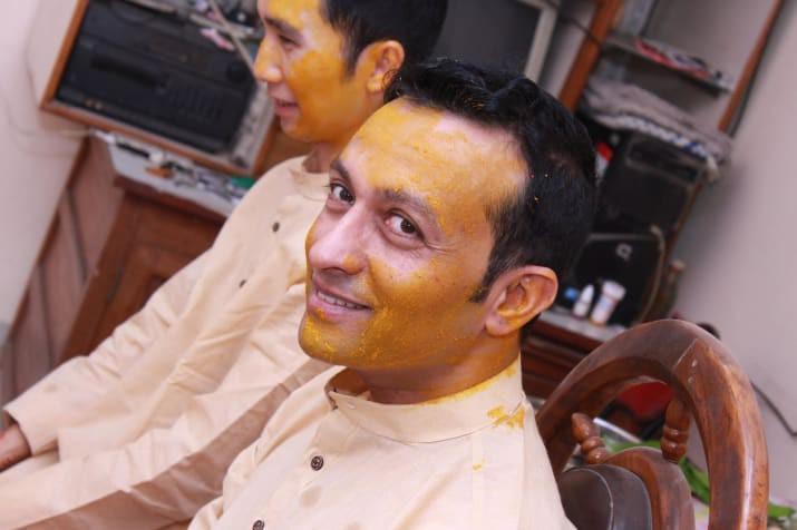 Đám cưới của chàng trai gốc Việt với bạn trai theo phong cách truyền thống Hindu gây nức lòng cộng đồng LGBT - Ảnh 4.