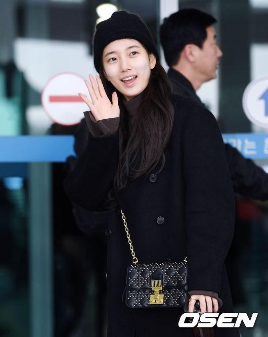 Suzy để mặt mộc 100% cũng xinh đẹp hết phần người ta - Ảnh 5.