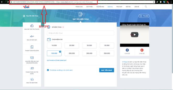 Cảnh báo website giả mạo nạp thẻ cào nhân mười lần giá trị tại Việt Nam - Ảnh 5.