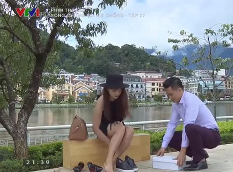 Trong 3 cặp đôi này, cặp nào đáng nhớ và ấn tượng nhất trên truyền hình Việt 2017? - Ảnh 5.