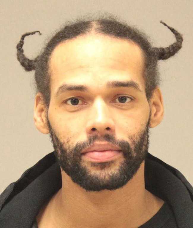 15 tên tội phạm khiến cảnh sát cười chết ngất vì kiểu tóc xấu hết chỗ nói - Ảnh 9.