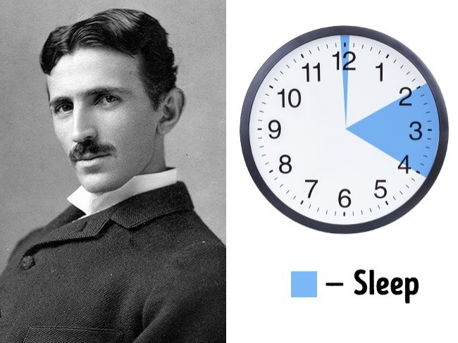 5 công thức để bạn ngủ ít mà vẫn luôn đủ giấc, tràn đầy năng lượng - Ảnh 4.