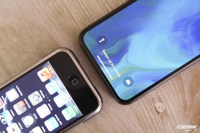 iPhone X và iPhone 2G: 10 năm, có nhiều thứ đổi thay, nhưng cũng có nhiều thứ không bao giờ thay đổi - Ảnh 5.