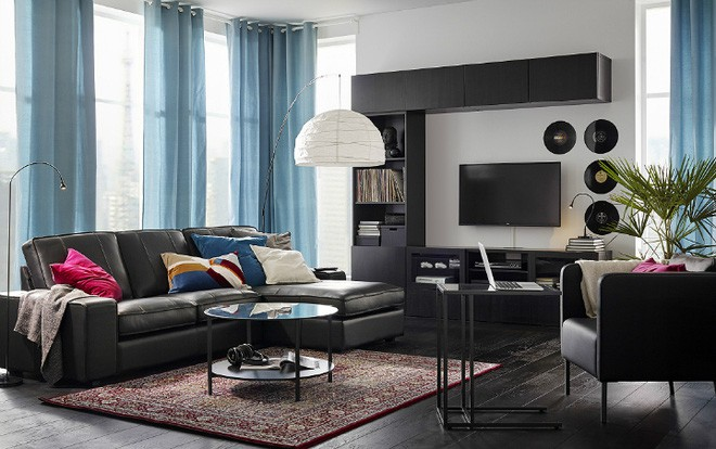 Đây là những phòng khách đẹp như trong mơ mà bạn có thể thiết kế khi có chi phí eo hẹp - Ảnh 5.
