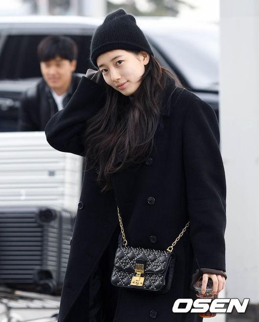 Suzy để mặt mộc 100% cũng xinh đẹp hết phần người ta - Ảnh 6.