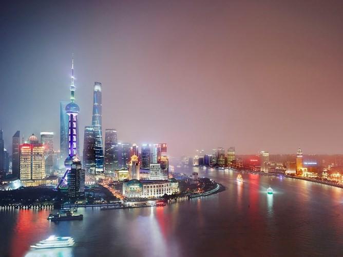 Chiêm ngưỡng những thành phố rực rỡ nhất thế giới về đêm - Ảnh 6.