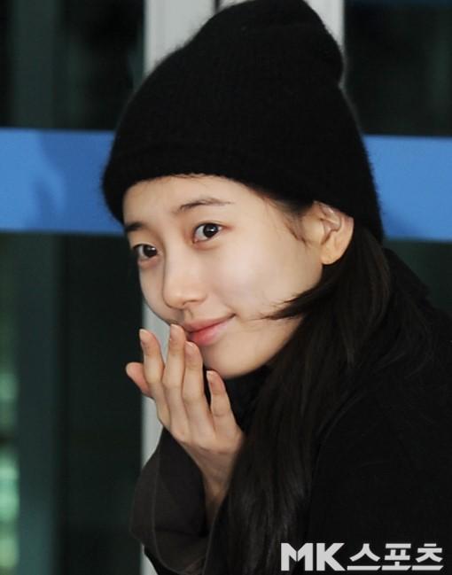 Suzy để mặt mộc 100% cũng xinh đẹp hết phần người ta - Ảnh 7.